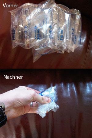 Luft-Verpackung