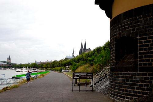 Kölner Dom und Bastei