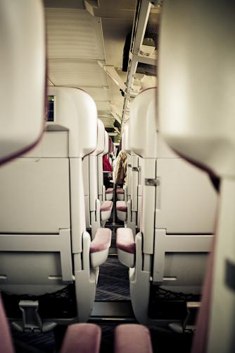 Bahnfahren bei ISO 320 und f/2,8