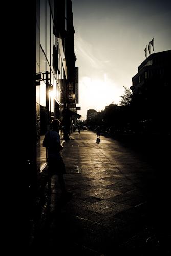 Sommer in der Stadt bei ISO 100 und /f 5,6