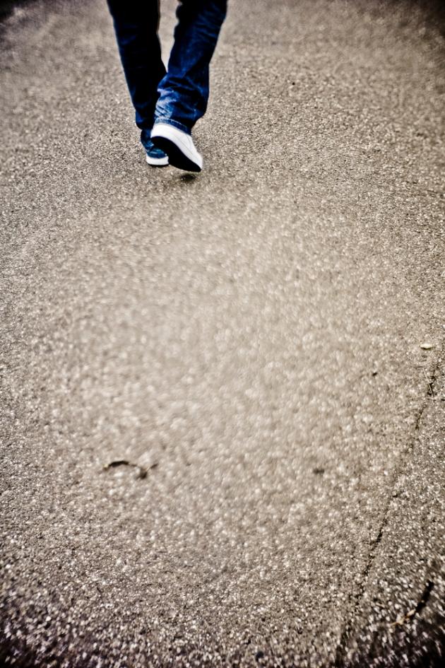 Gehwegfotografie