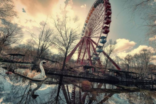 Spreepark © Philipp Messinger