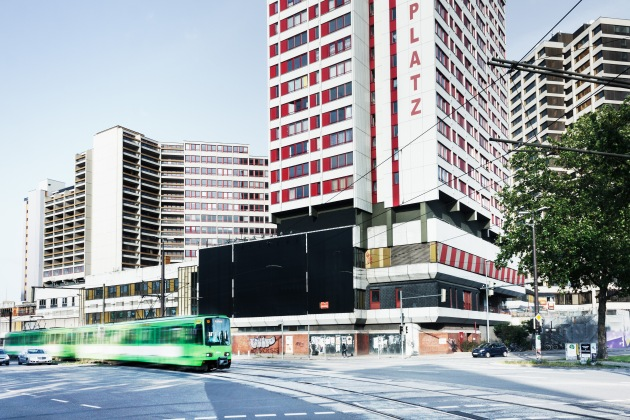 Hannover Ihmezentrum © Nassim Hasan